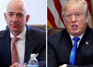 Jeff Bezos & Trump
